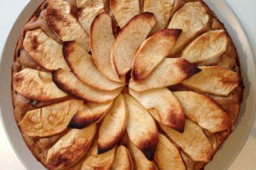 gezonde appeltaart