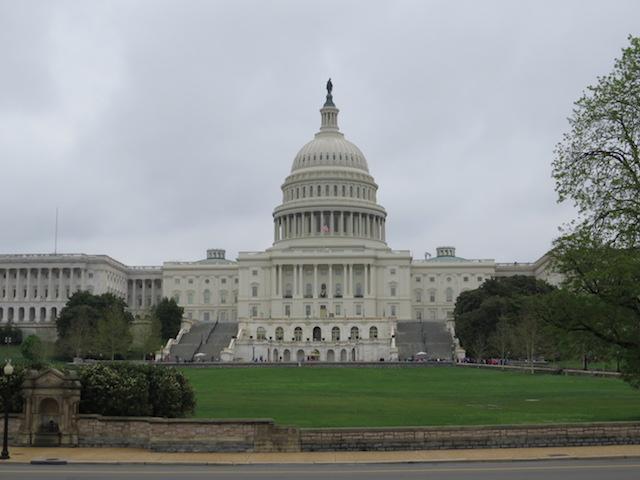 Washington DC - Het Capitool