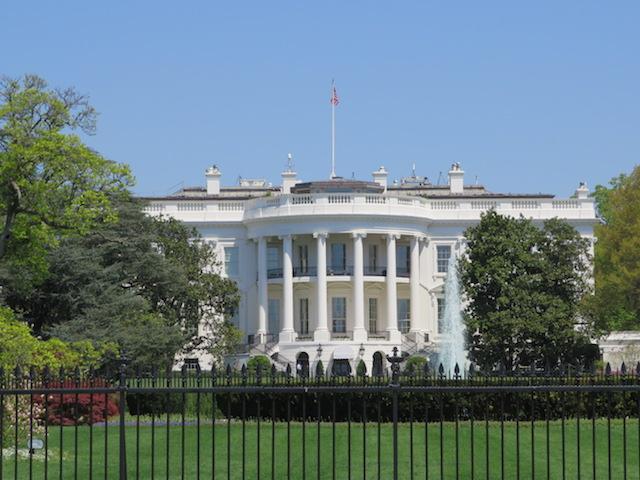 Washington DC - Het Witte Huis