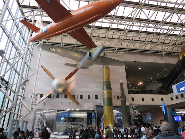 Washington DC - National Air and Space Museum