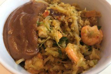 nasi met bloemkool rijst